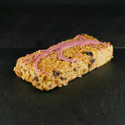 Jewelled orange and cranberry flapjack additional 2